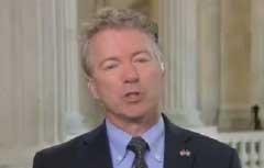 Sen. Rand Paul: New COVID Study Is 'Good News for Everyone But Bureaucrats and Petty Tyrants!'