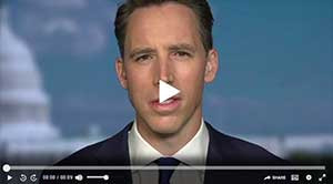 Sen. Hawley on Dems' Supreme Court packing threat: They're 'saying they'll burn the Constitution'