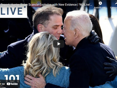 'WJ Live': Hunter Biden Scandal Explodes with New Evidence (VIDEO)