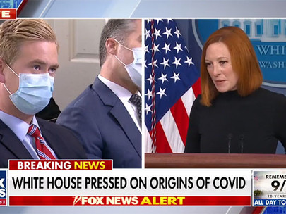 Psaki stands by having employer vaccine mandate while illegal immigrants get a pass