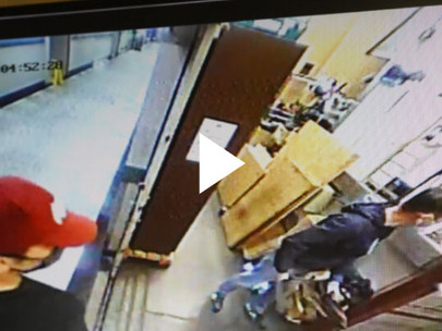 Hong Kong Epoch Times Printing Press Attacked by Hammer-Wielding Intruders