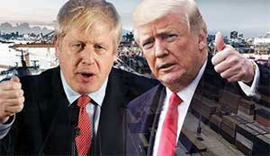 Brexit lift-off: UK could forge £20trillion trading bloc with US to 'eclipse EU'