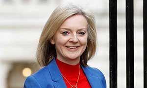 Liz Truss and Foreign Office split over policy on China and Uighurs