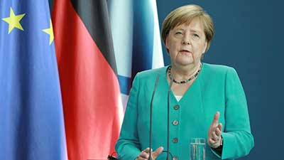 Merkel under fire for failing to choose sides between communist China and capitalist US