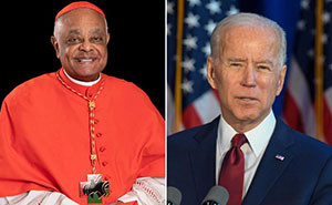 DC archbishop and pro-abortion Joe Biden to share public stage before inauguration