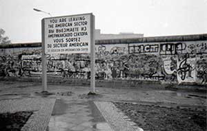 On This Day, The Berlin Wall Began to Rise