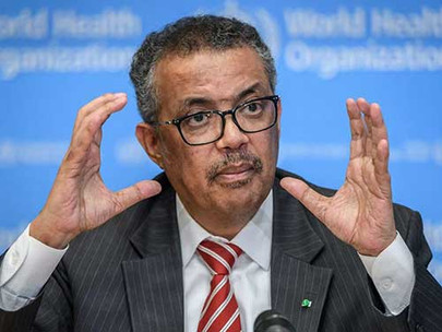 China Attacks W.H.O.'s Tedros for 'Appeasing Washington' with Call to Probe Lab Leak