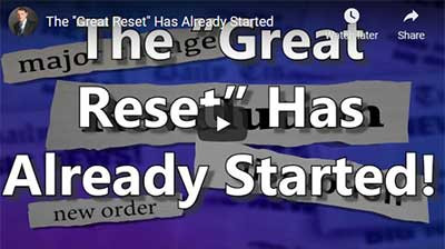 "The ""Great Reset"" Has Already Started"