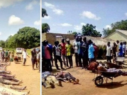 Muslims Slaughter 36 Christians in Nigeria