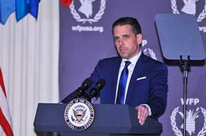 Federal agents reportedly obtained a FISA warrant against Hunter Biden's Chinese business partner