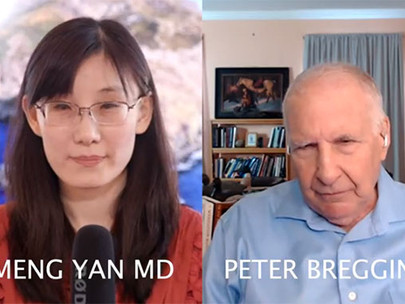(VIDEO) Dr. Yan: How China Purposely Released SARS-Cov-2