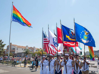 LGBT vets with other than honorable discharges will get VA benefits under new plan