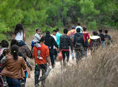 More Than a Million Illegal Immigrants Expected to Cross Border in 2021: Official
