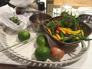 モロッコ料理教室