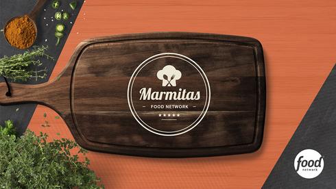 FOOD NETWORK | MARMITAS