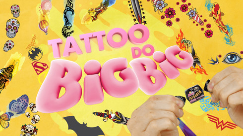 ARCOR | TATTOO DO BIG BIG