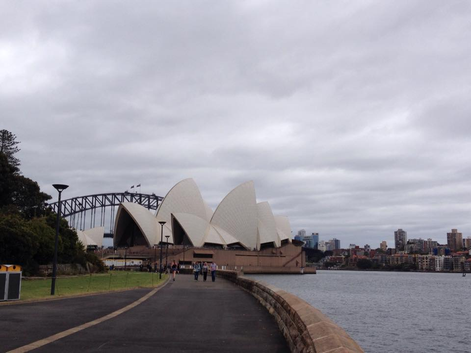 Sidney Opera, Australia