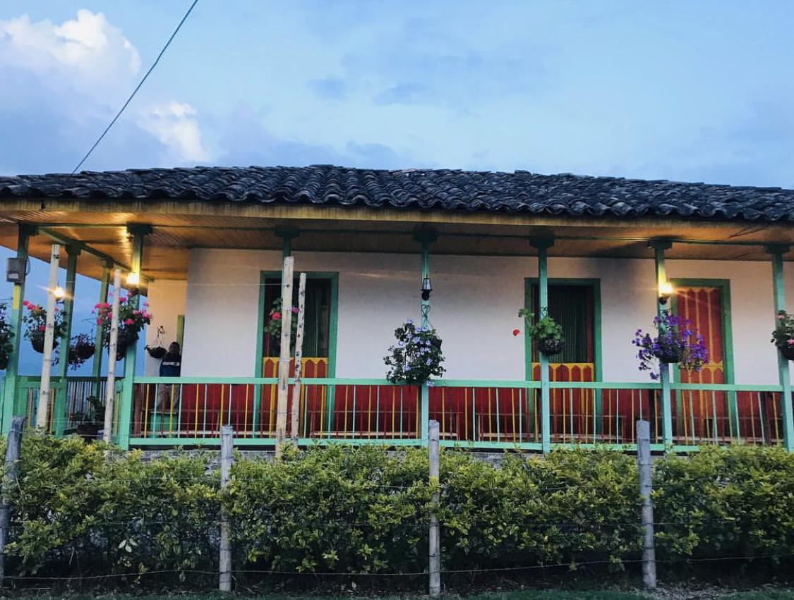 Paraje tradicional cafetero, Neira