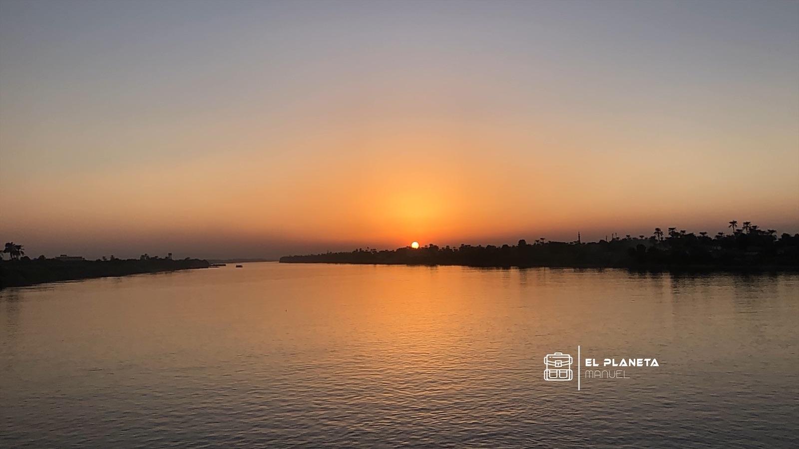 Nilo, Egipto