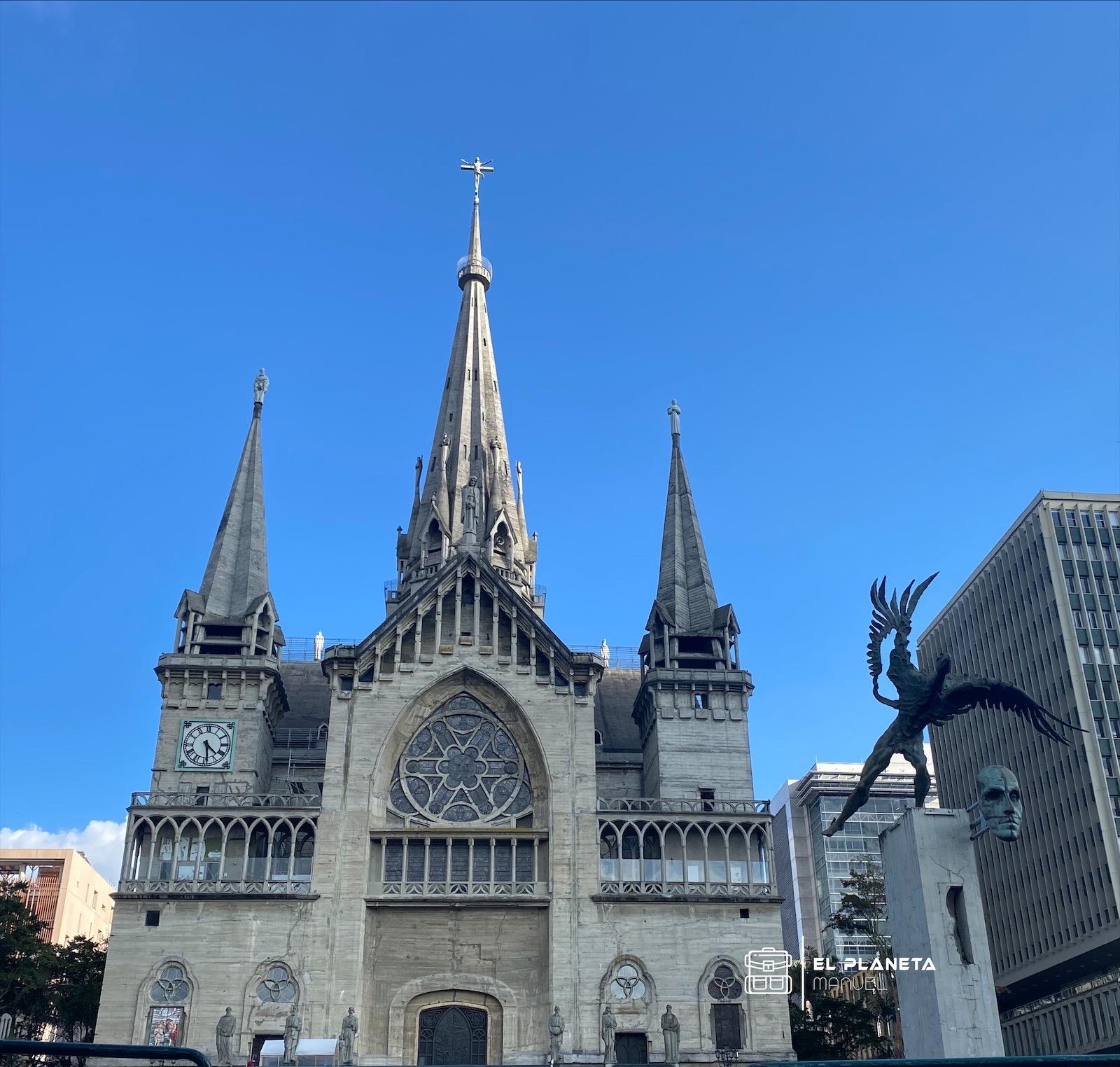 Catedral Basílica de Nuestra Señora del Rosario, Manizales