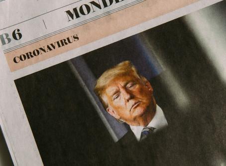 A liderança internacional dos Estados Unidos em tempos de pandemia global