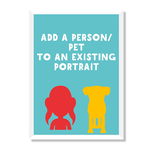 ADDITIONAL PERSON/ PET
