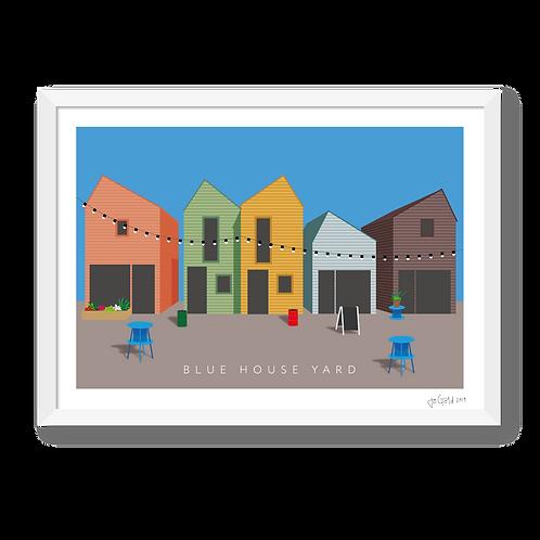 BLUE HOUSE YARD