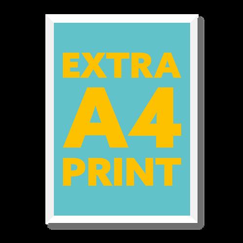 EXTRA A4 PRINT
