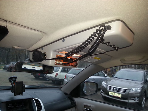 Консоль потолочная Mitsubishi L200