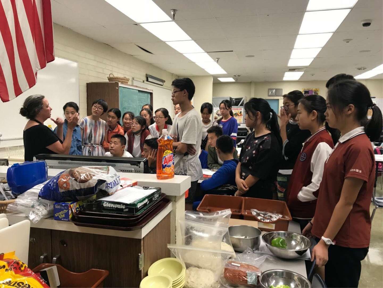 2018北京海淀外国语实验学校夏令营