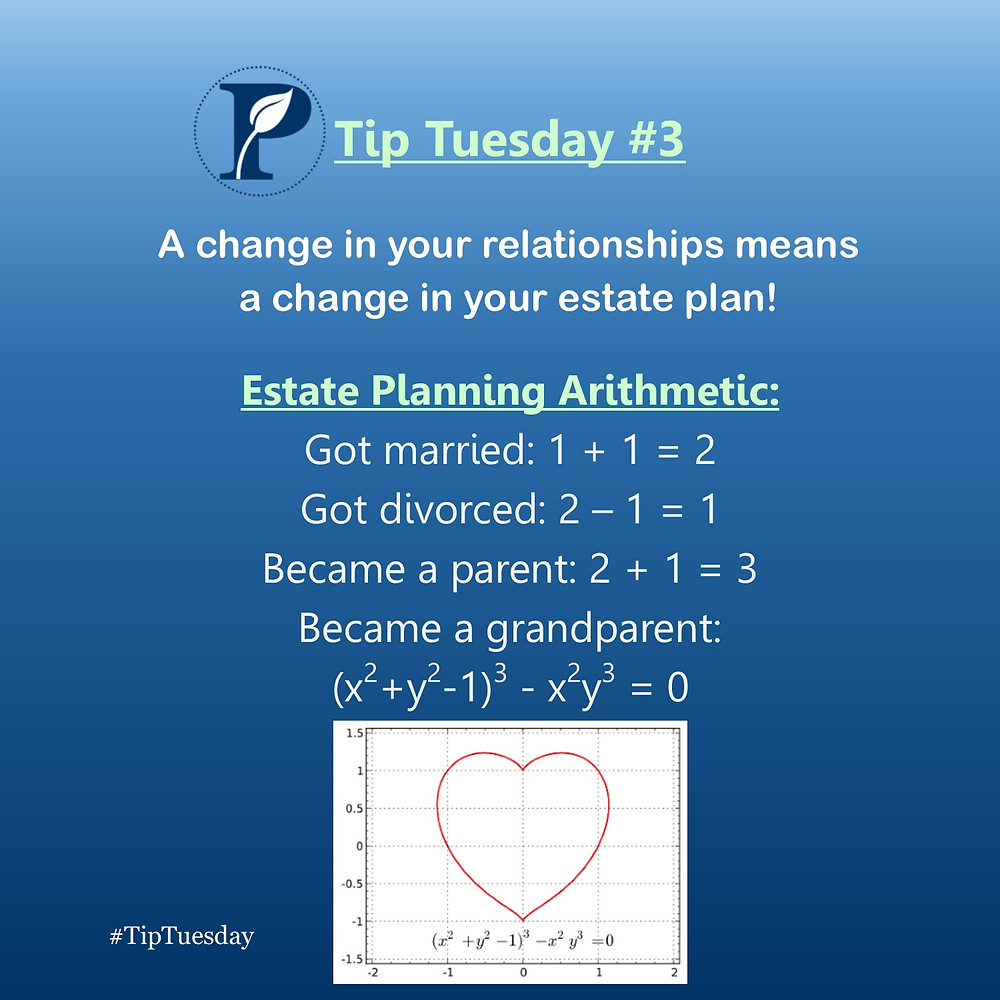 Tip Tuesday: changing relationships