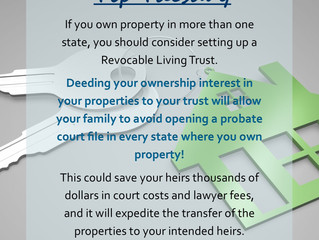 Tip Tuesday: Property Ownership