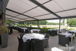 Commercial Terrace Awnings