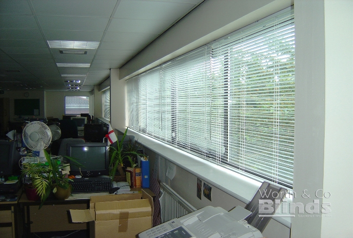 Office Venetian Blinds
