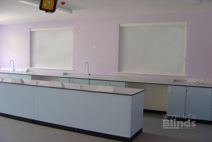 Classroom Blackout Blinds