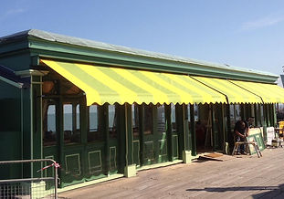 Traditional Victorian Awnings