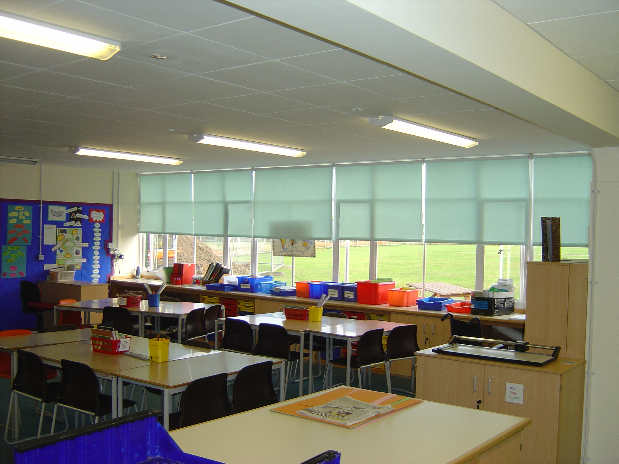 School Roller Blinds