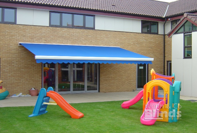 School Awnings