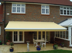 Weinor Patio Awnings by Worth & Co Blinds