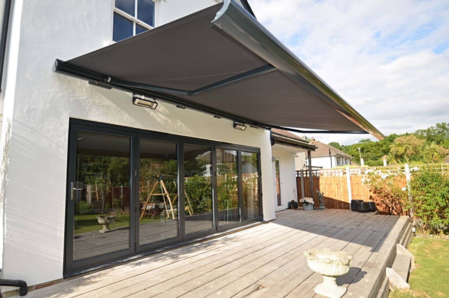 Patio Awnings Sun Blinds Southend On Sea Essex Worth Co Blinds