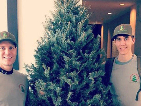 Boston.com - This Boston company has Christmas tree pop-up shops and online ordering. And they'll...