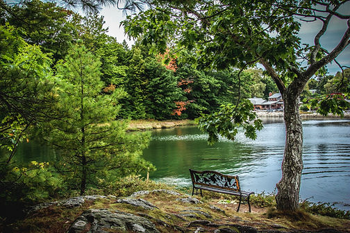 Franciscan Monastery Grounds, Kennebunk,