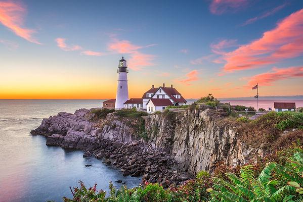 Portland Headlight Cape Elizabeth Maine