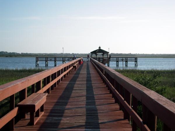 Riverview Club Pier
