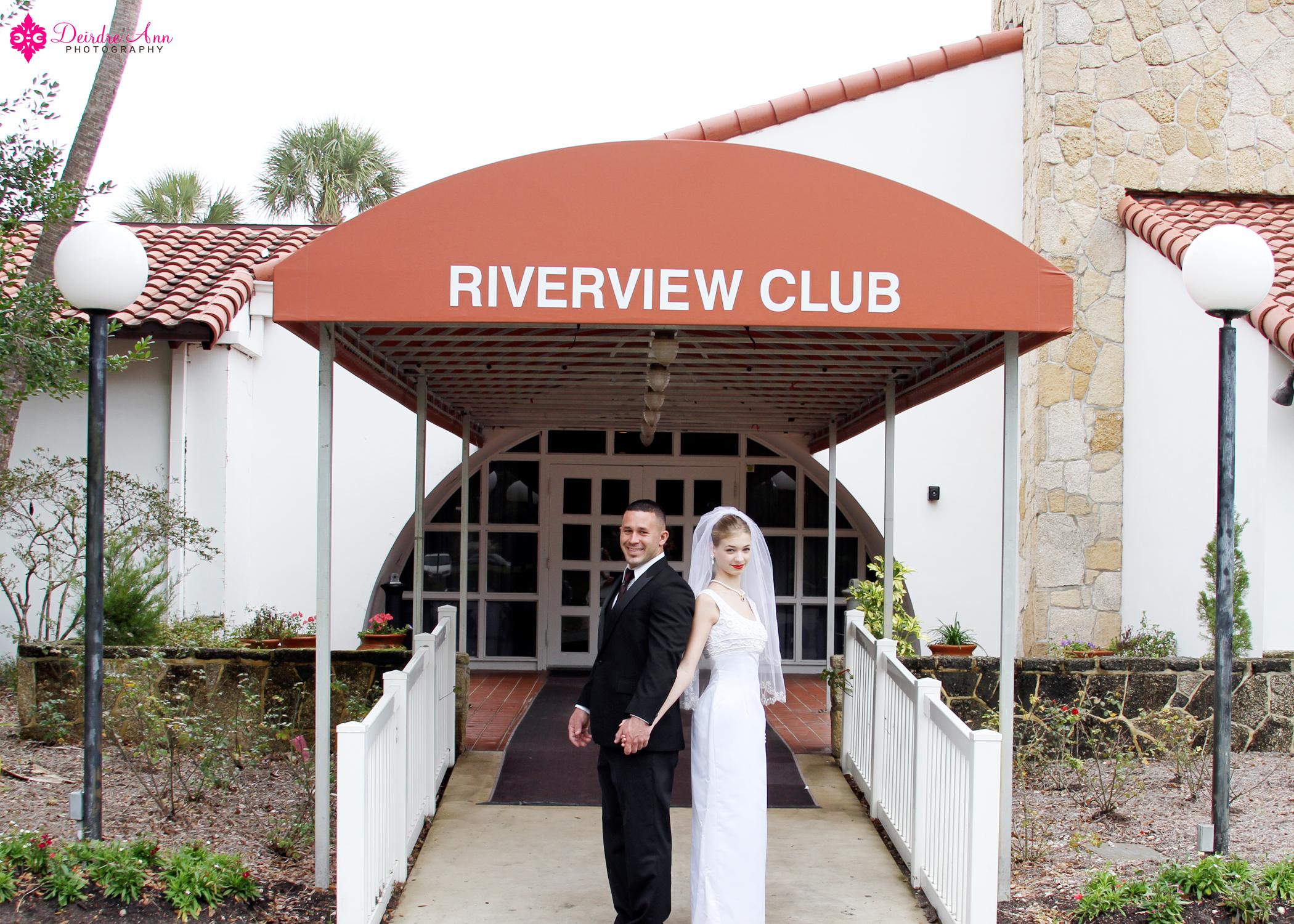 Riverview Club Main Entrance
