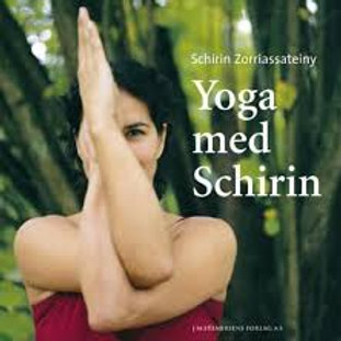 Bok: Yoga med Schirin
