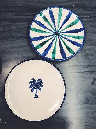 Palm plates