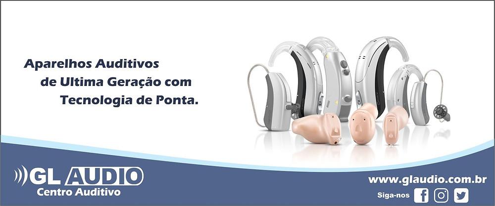 aparelhos auditivos de ultima geração com tecnologia de ponta