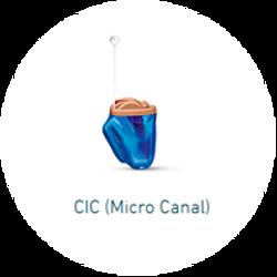 CIC Micro Canal
