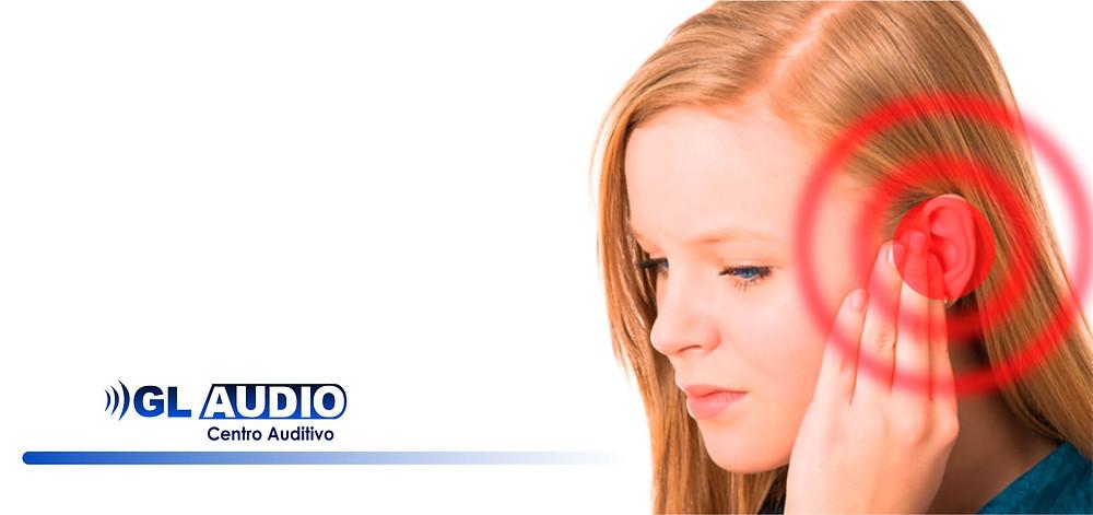 zumbido no ouvido pode ser inicio de perda auditiva